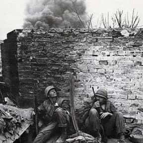 Tet Offensive is listed (or ranked) 20 on the list The Most Important Battles in US History