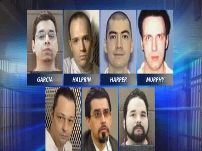 Texas Seven is listed (or ranked) 3 on the list Here Are Highlights Of When 'America's Most Wanted' Actually Worked