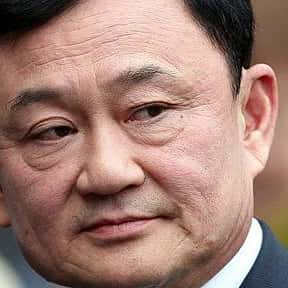 Thaksin Shinawatra is listed (or ranked) 5 on the list Famous Sam Houston State University Alumni