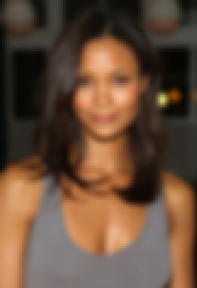 Thandie Newton is listed (or ranked) 1 on the list Famous The Arts Educational School, Tring Park Alumni