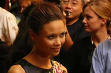 Thandie Newton Was Filmed Up-Skirt And The Footage Was Used As Entertainment At Parties