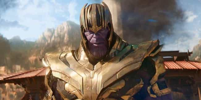 Thanos is listed (or ranked) 4 on the list Which Marvel Villain Would You Be According To Your Zodiac Sign?