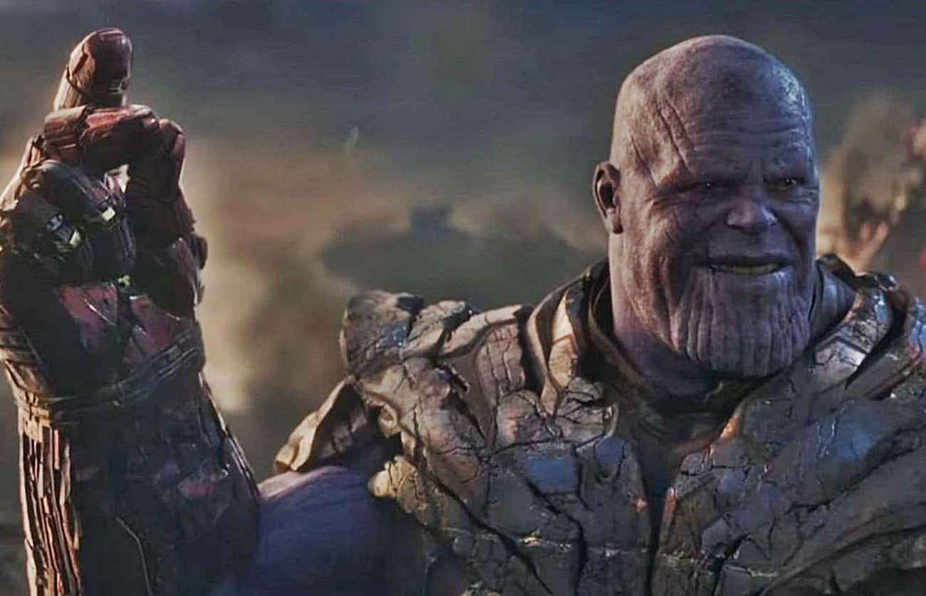 Thanos Ran Roughshod Over The Marvel Cinematic Universe