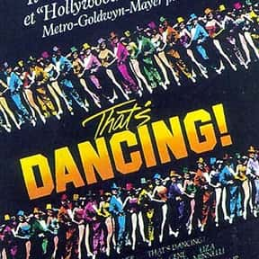 That's Dancing! is listed (or ranked) 21 on the list The Best Breakdancing Movies