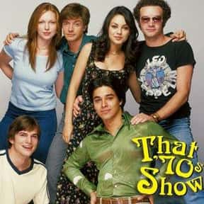 That '70s Show is listed (or ranked) 24 on the list The Best High School TV Shows