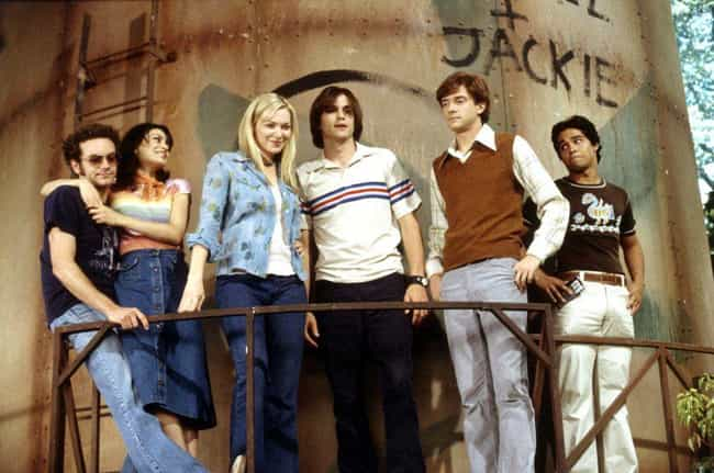 That '70s Show is listed (or ranked) 2 on the list The Best TV Shows To Leave On In The Background
