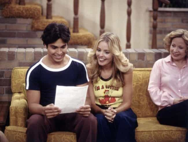 That '70s Show is listed (or ranked) 5 on the list 14 Major Plotlines TV Shows Completely Abandoned