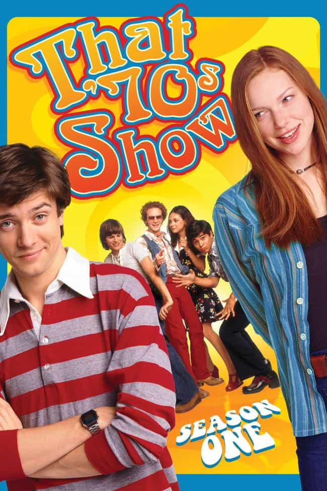 That 70's Show Season 1 ... is listed (or ranked) 2 on the list The Best Seasons of 'That '70s Show'
