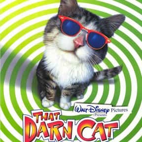 That Darn Cat is listed (or ranked) 16 on the list The Best Cat Movies