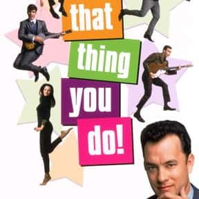 That Thing You Do! is listed (or ranked) 23 on the list The Best Movies of 1996