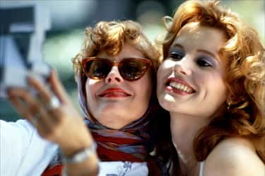 Thelma and Louise is listed (or ranked) 1 on the list The Best Female Friendships in Film