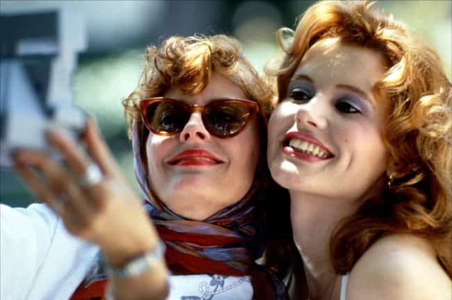 Thelma & Louise is listed (or ranked) 1 on the list The Best Female Friendships in Film
