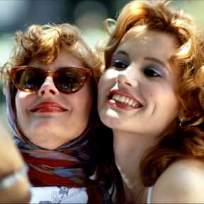 Thelma & Louise is listed (or ranked) 18 on the list The Best Brad Pitt Movies