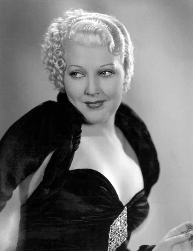 Thelma Todd is listed (or ranked) 6 on the list The 13 Most Fascinating Unsolved Hollywood Deaths