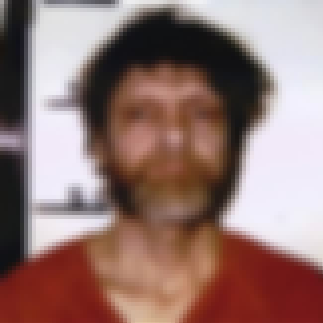 Ted Kaczynski is listed (or ranked) 7 on the list Famous Prisoners at ADX Florence Facility