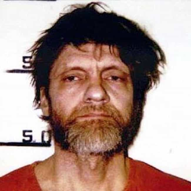 Ted Kaczynski is listed (or ranked) 3 on the list The 11 Strangest Twists in True Crime History