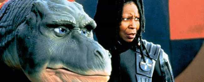 Theodore Rex is listed (or ranked) 1 on the list The Weirdest Dinosaur Movies That Are Too Awful To Ignore