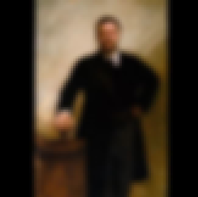 Theodore Roosevelt is listed (or ranked) 3 on the list All the Presidential Portraits, Ranked