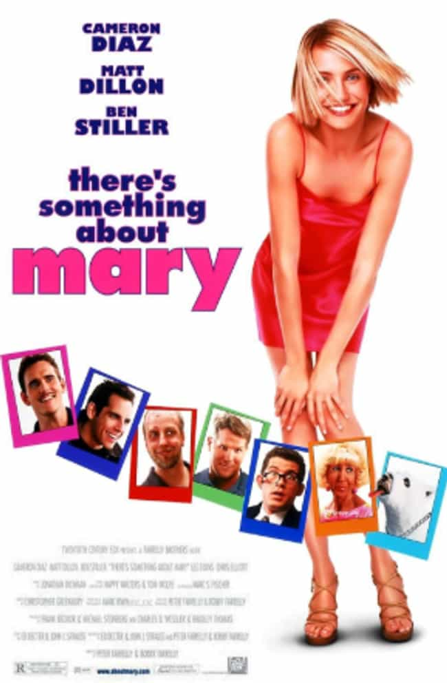 There's Something About Mary is listed (or ranked) 5 on the list What to Watch If You Love Forgetting Sarah Marshall