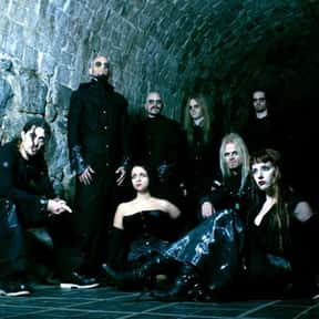 Therion is listed (or ranked) 15 on the list The Greatest Musical Artists of All Time