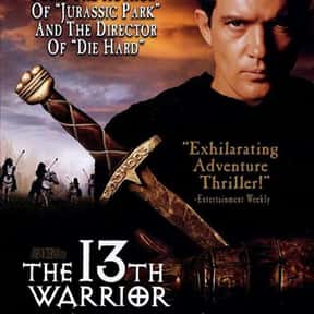 The 13th Warrior is listed (or ranked) 4 on the list The Best Medieval Movies
