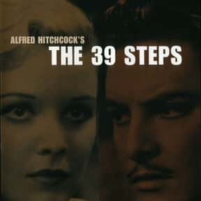 The 39 Steps is listed (or ranked) 7 on the list The Best '50s Spy Movies