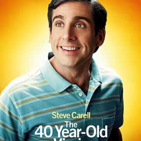 The 40-Year-Old Virgin is listed (or ranked) 5 on the list The Best R-Rated Sex Comedies