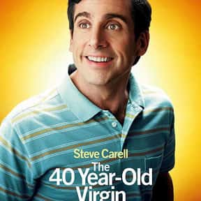 The 40-Year-Old Virgin is listed (or ranked) 8 on the list The Best R-Rated Comedies
