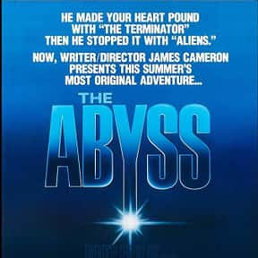 The Abyss is listed (or ranked) 22 on the list The Best Space Movies