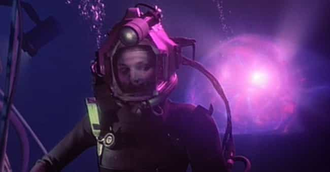 The Abyss is listed (or ranked) 1 on the list 15 Movies That Were Extremely Difficult to Film