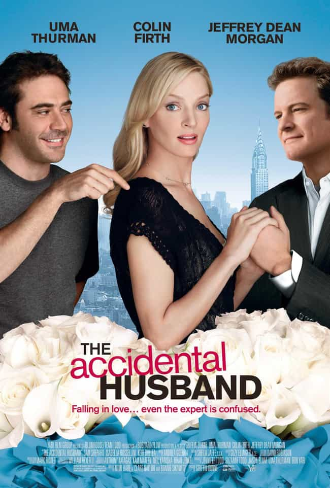 The Accidental Husband is listed (or ranked) 8 on the list Movie Posters Where Actors Heads Are Clearly Photoshopped Onto Different Bodies