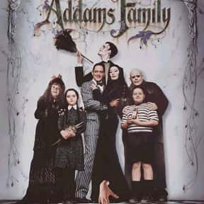 The Addams Family is listed (or ranked) 18 on the list The Greatest Kids Movies of the 1990s