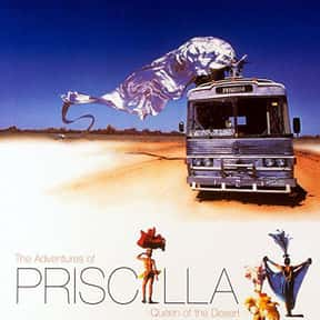 The Adventures of Priscilla, Q is listed (or ranked) 18 on the list The Best LGBTQ+ Themed Movies