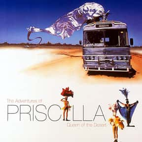 The Adventures of Priscilla, Q is listed (or ranked) 5 on the list The Best Cross-Dressing Movies
