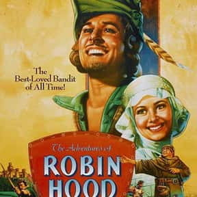 The Adventures of Robin Hood is listed (or ranked) 15 on the list The Best Medieval Movies