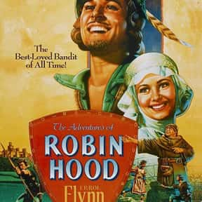 The Adventures of Robin Hood is listed (or ranked) 18 on the list The Best Knight Movies