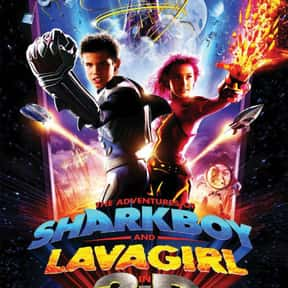 The Adventures of Sharkboy and is listed (or ranked) 12 on the list The Worst CGI Kids Movies