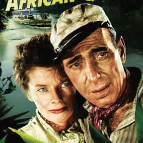The African Queen is listed (or ranked) 11 on the list The Best Adventure Movies That Take Place in the Jungle