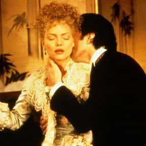 The Age Of Innocence is listed (or ranked) 11 on the list Great Period Movies Set in the 19th Century