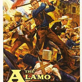 The Alamo is listed (or ranked) 24 on the list The Best John Wayne Movies of All Time, Ranked