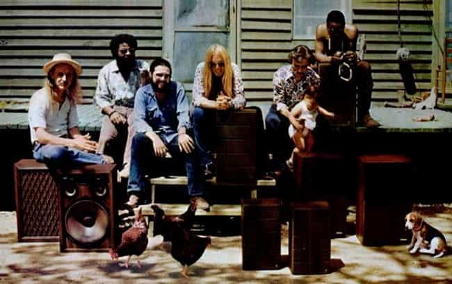 The Allman Brothers Band... is listed (or ranked) 1 on the list 10 Famous Rock Bands That Were Struck By Horrifying & Violent Tragedies