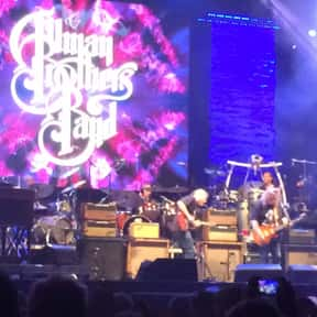 The Allman Brothers Band is listed (or ranked) 18 on the list The Greatest Live Bands of All Time