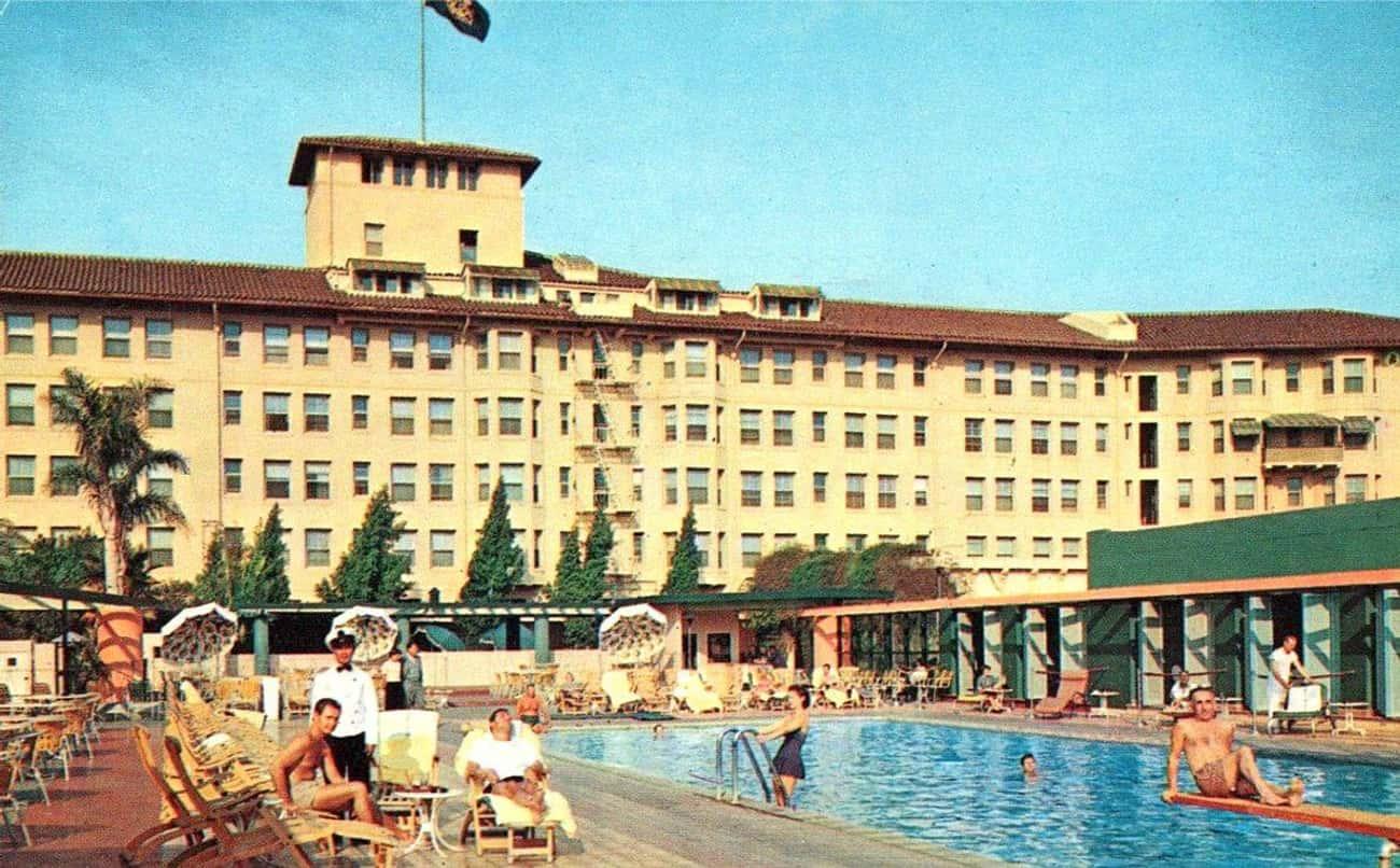 Robert Kennedy Dec. At the Ambassador Hotel, and Valentino Haunts Its Halls