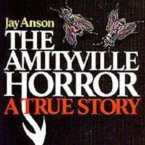 The Amityville Horror is listed (or ranked) 10 on the list The Scariest Novels of All Time