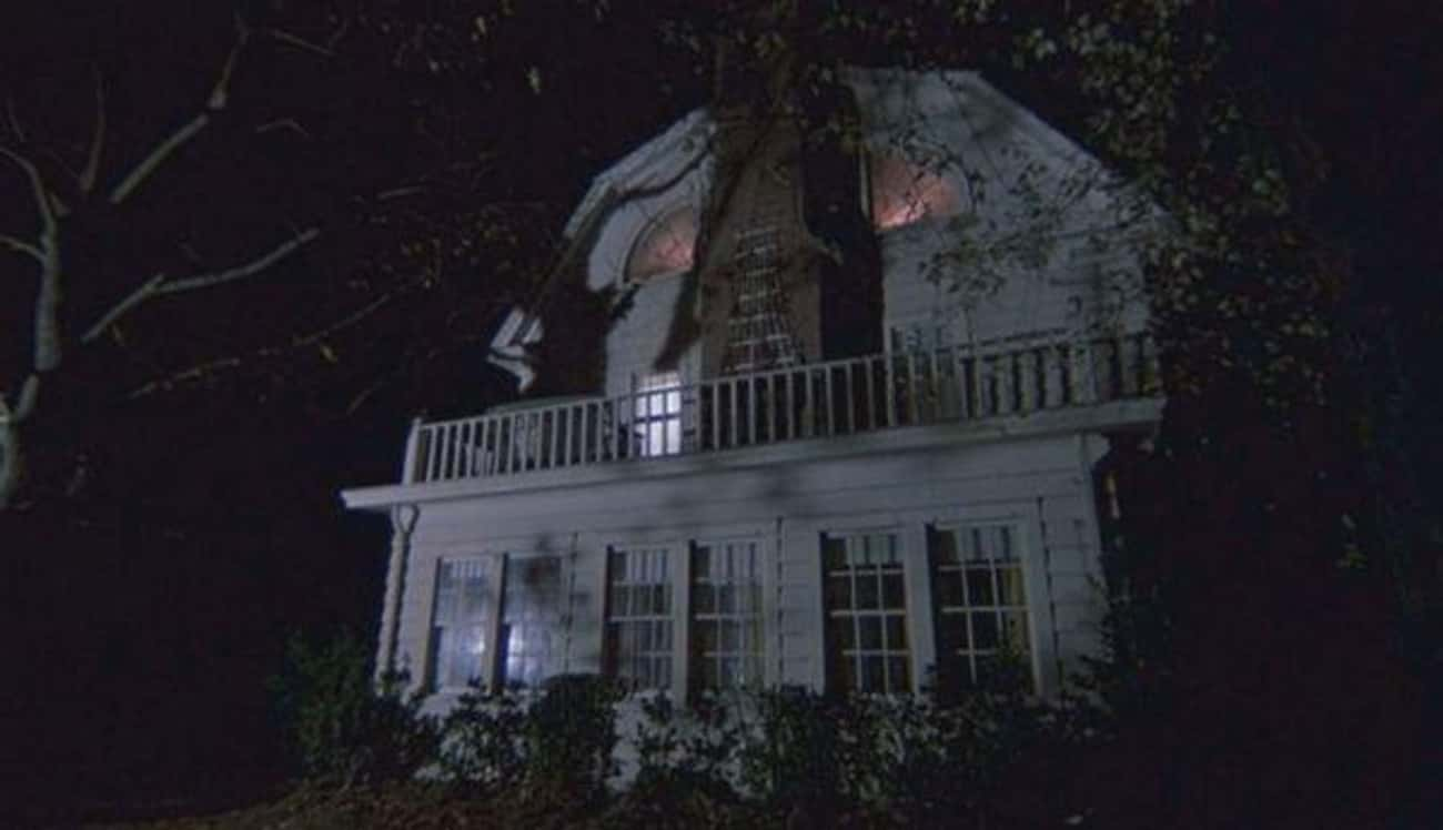 The Amityville Horror is listed (or ranked) 4 on the list 15 Pretty Good Horror Movies Where No One Dies