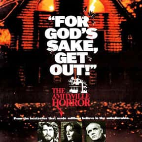 The Amityville Horror is listed (or ranked) 10 on the list The Best Demonic Possession Movies