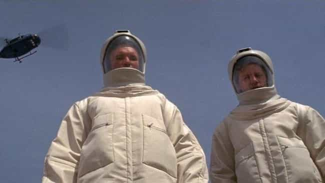 The Andromeda Strain is listed (or ranked) 3 on the list 12 Pretty Accurate Movies About Pandemics