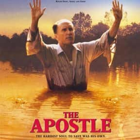 The Apostle is listed (or ranked) 9 on the list The Best Robert Duvall Movies