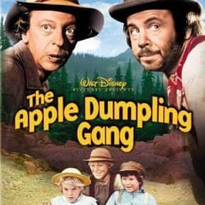 The Apple Dumpling Gang is listed (or ranked) 20 on the list The Greatest Classic Films the Whole Family Will Love