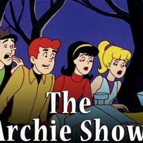 The Archie Show is listed (or ranked) 25 on the list The Greatest & Grooviest '60s Cartoons